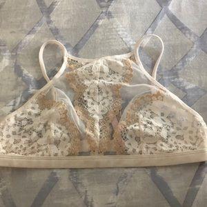 Victoria's Secret Lace Bralet